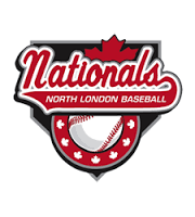 Logo for North London Baseball