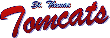 Logo for St. Thomas Tomcats